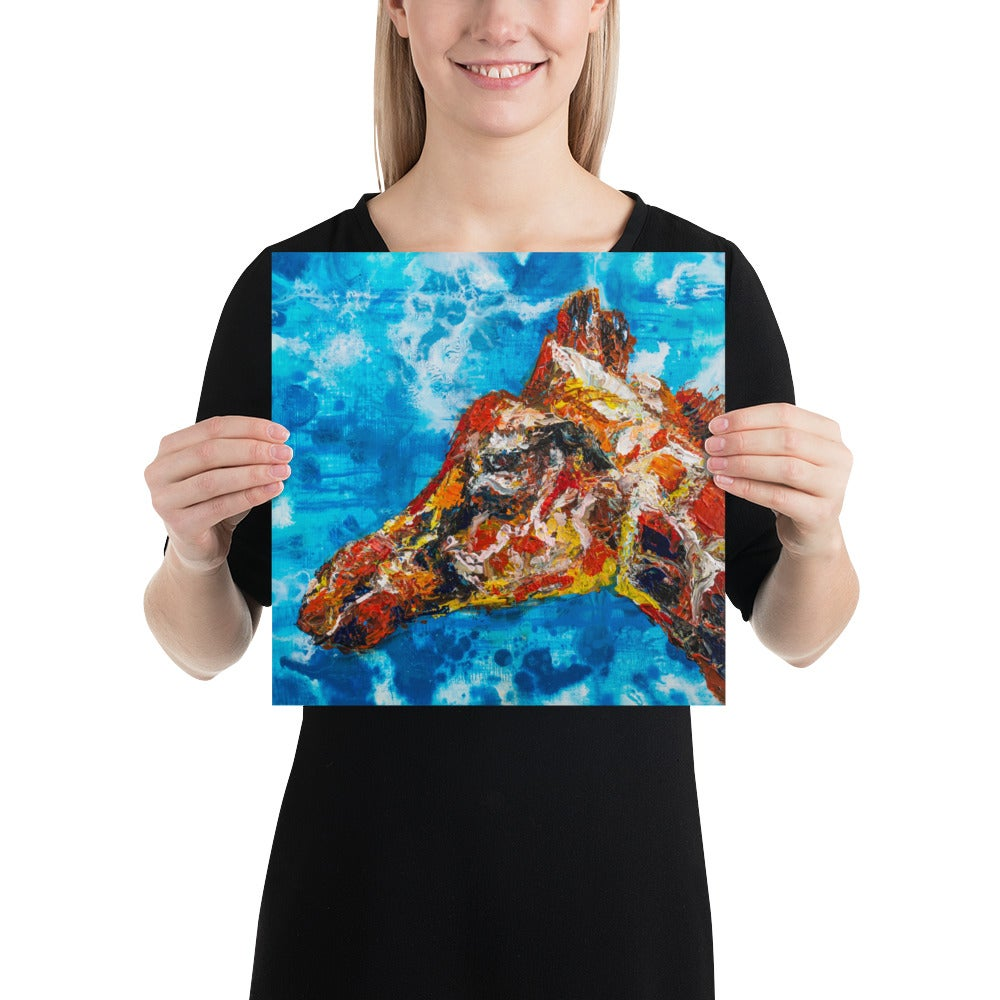 """Image of     PRINT     - """"We Were Over When You Said Giraffes Were Ugly"""" - Part 1"""