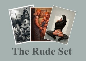 Image of The Rude Set