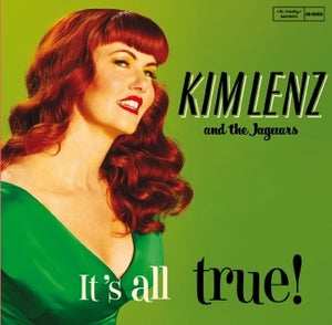 """Image of Kim Lenz and the Jaguars, """"It's all true"""" CD"""