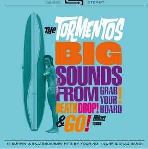"Image of the Tormentos, ""Big sounds from..."" CD"