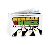 "Image of the Penguins, ""reggae per xics"" CD"
