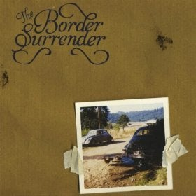 "Image of THE BORDER SURRENDER - Blood In The Snow - 7"" vinyl"