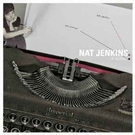 "Image of NAT JENKINS - The Message - 7"" vinyl"