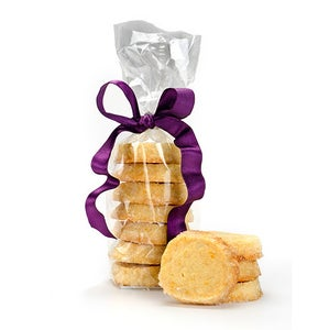 Image of Lemon Shortbread Cookies
