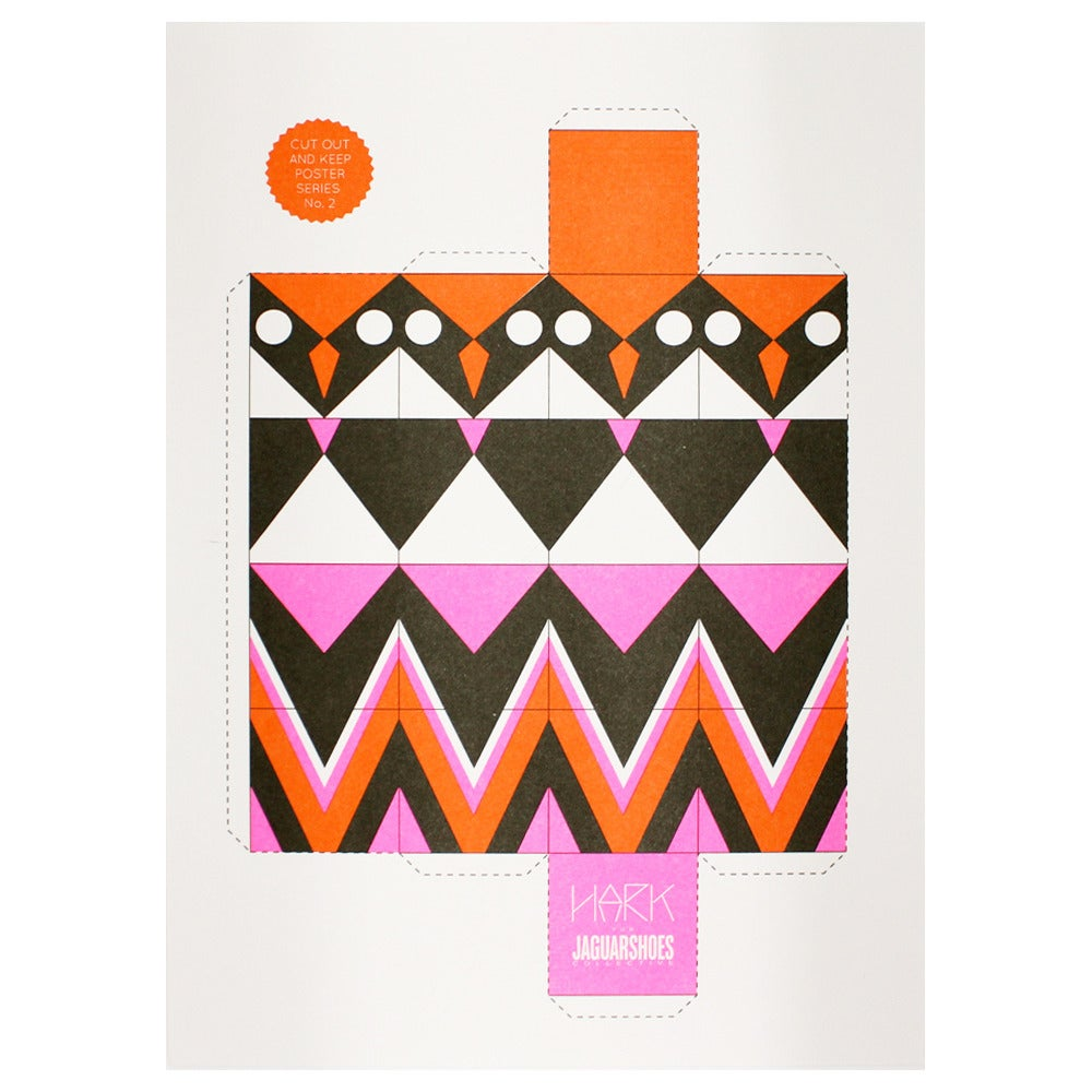 "Hark ""Owl"" print"