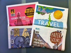 Image of Paper Science Collection