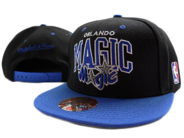 meet 0bb01 de351 Image of Orlando Magic Snapback By Mitchell   Ness