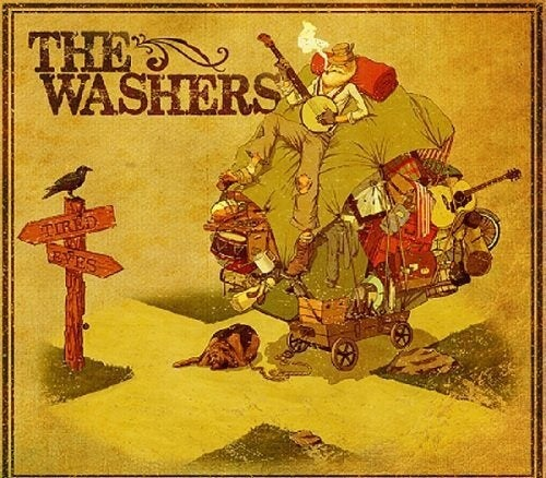 "Image of The Washers, ""Tired Eyes"""