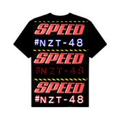 Image of 'NZT- 48'  (T-SHIRTS DESIGNED BY JAMES FERRARO)