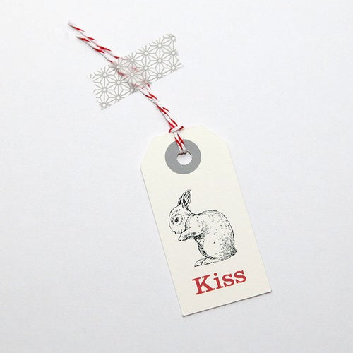 Image of Etiquettes cadeaux Love