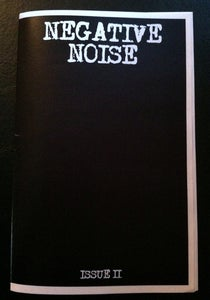 Image of Negative Noise Issue #2 / Zine