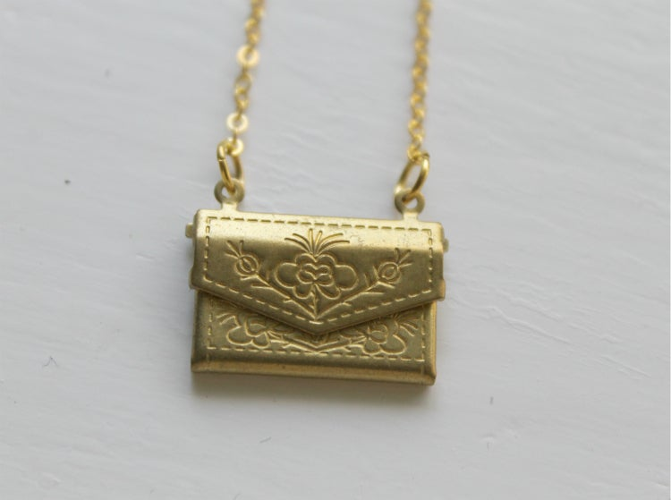 Image of Love Letter Necklace (Originally $24)