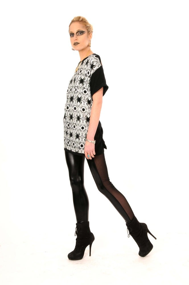 Image of ONIA Leggings in CLASSIC LEATHER LOOK