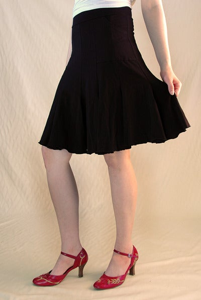 Image of 7 Year Skirt-Black