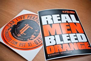 Image of Orange Edition Decals