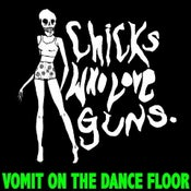 Image of Vomit On The Dance Floor EP (CD)