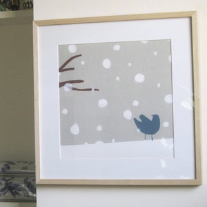 Image of Winter tale print