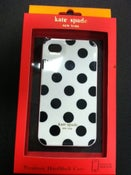 Image of Kate Spade LE PAVILLION Case (Black/White)