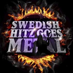Image of Swedish Hitz Goes Metal - DOOCD003
