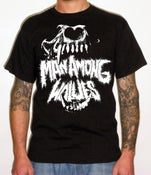 "Image of ""Wolf Skull"" Shirt"