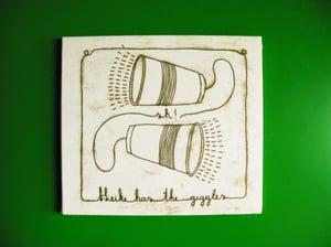 Image of Sh! - CD Album (Reprint Edition featuring bonus track)