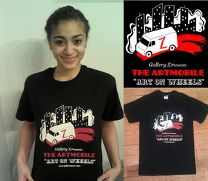 Image of ArtMobile Tshirt