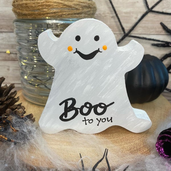 Image of Freestanding Ghost