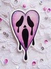 Gh♡stface Sticker
