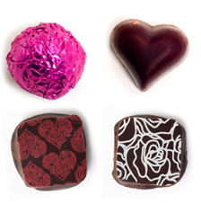 Image of Valentine's Collection 9 piece box