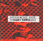 Image of SOLD OUT - GODZUKI/FREE WADE time stereo/go sonic CD