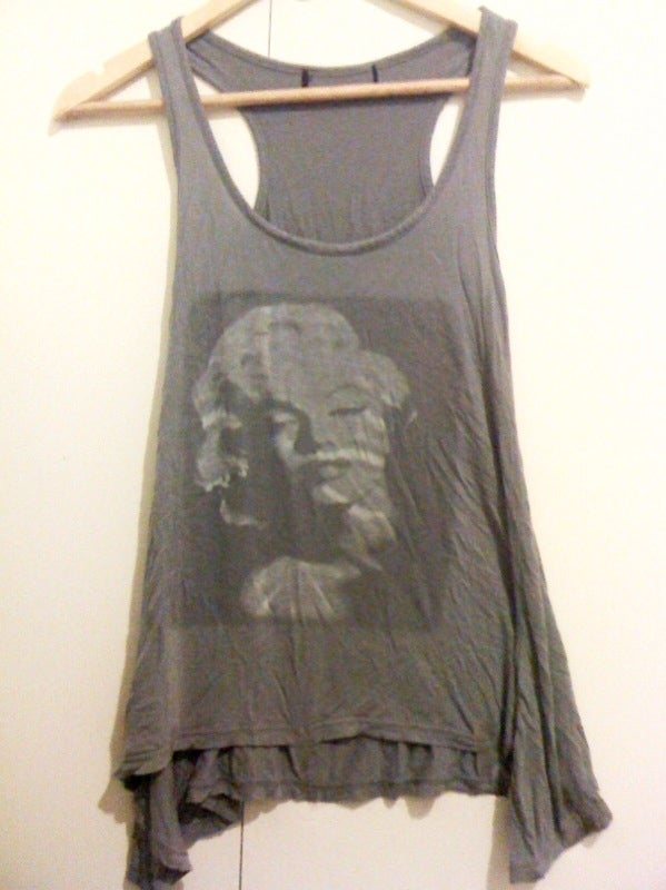 Image of marylin monroe tank