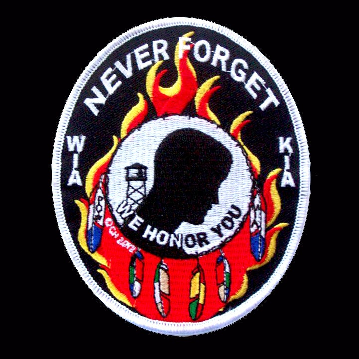 Image of NEVER FORGET WE HONOR YOU - P18