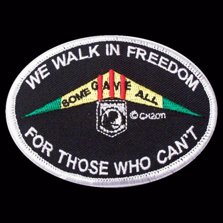 Image of WE WALK IN FREEDOM - P15