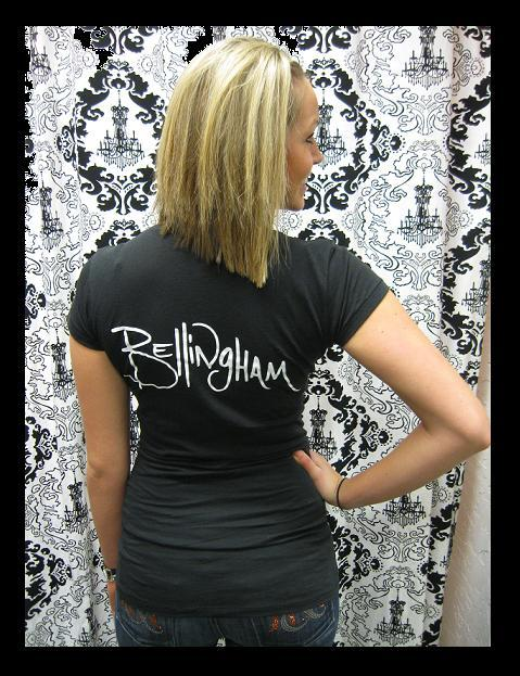 Image of Bellingham Local Ladies Tee