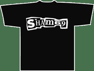 Image of Sham 69 Current Logo 2012