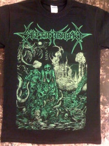 Image of Septic Trauma 'Subservience' T-Shirt