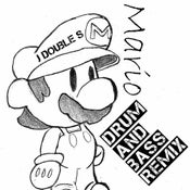Image of Mario Drum and Bass Remix