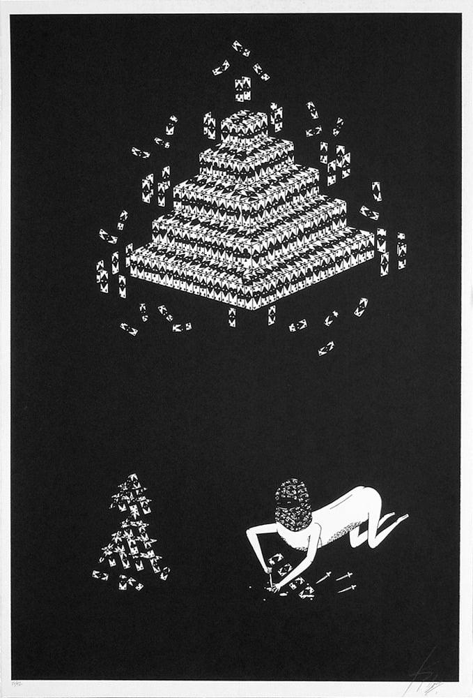 Image of Kill Pixie - Serigraph Print