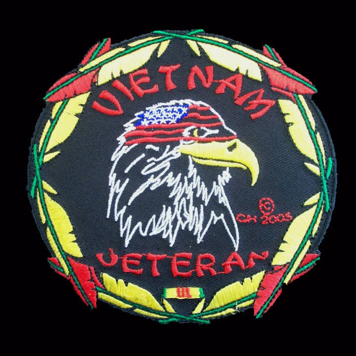 Image of VIETNAM VETERAN FEATHERS - P14
