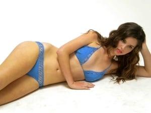 Image of Blueberry Crochet Bikini