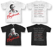 Image of The Playbook - 'This Shirt Belongs To Frank' T-Shirt