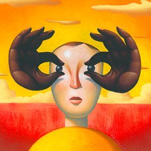 "Image of ""I'm Around""-Spirit Animal  7'' limited vinyl"
