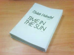 Image of TIME IN THE SUN VOL. 1