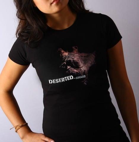 "Image of T-Shirt ""Awake"" girlie/male"