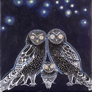 Image of 'Owl Love'