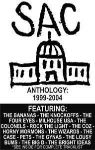 Image of VARIOUS - Sacramento Records Anthology: 1999 - 2004 (CASS)