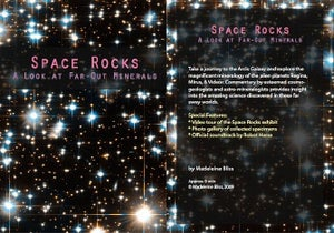 Image of Space Rocks: A Look at Far-Out Minerals