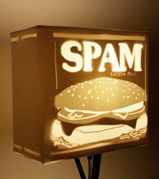 Image of Shelf Life Shade - Spam