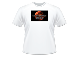 Image of Burning Empire Logo T-Shirt