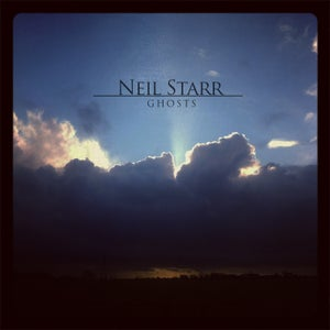 Image of Ghosts & Echoes CD - Neil solo album